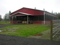 ARENAS AND STALL BARNS